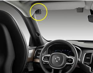 Volvo to introduce driver monitoring system by 'early 2020s'