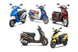Activa, Jupiter are India's bestselling scooters in February 2019