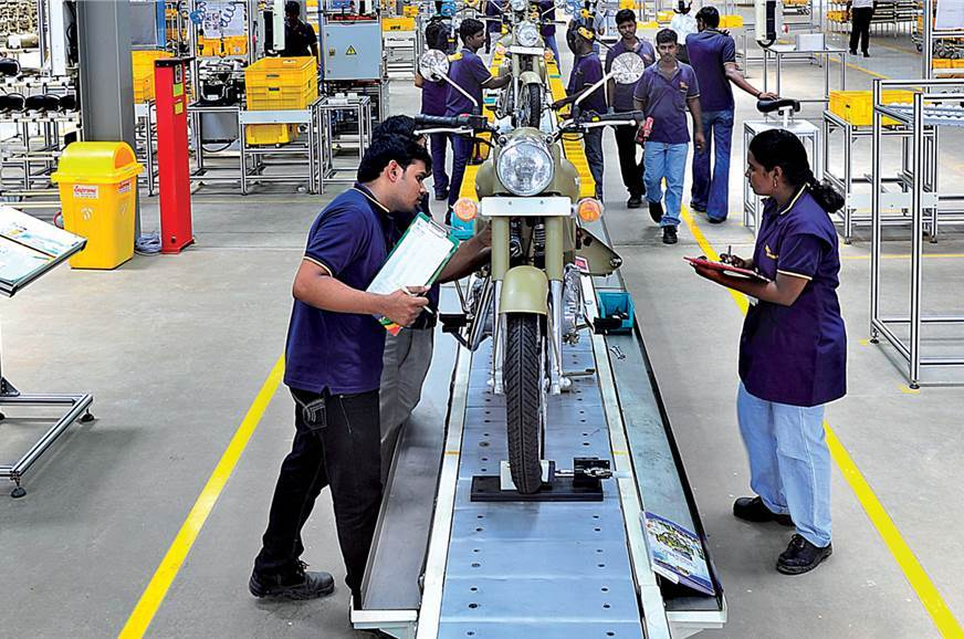 Royal Enfield to set up assembly plant in Thailand