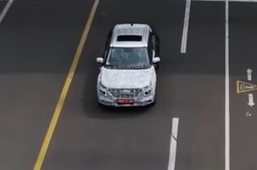 Hyundai QXi (Styx) compact SUV first teaser out