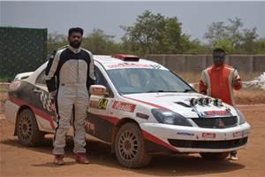 INRC 2019: Younus Ilyas wins Sprint de Bengaluru