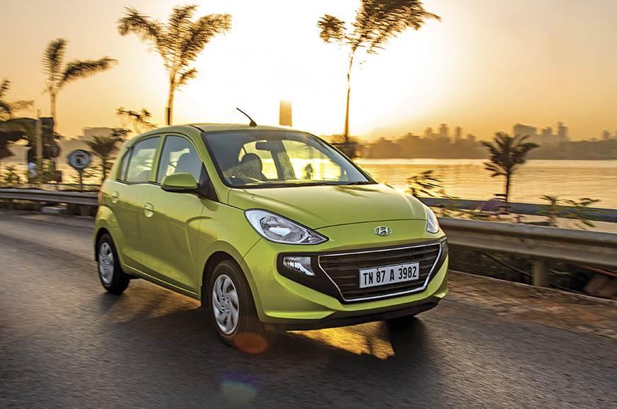 2019 Hyundai Santro long term review, first report