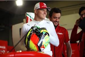 Mick Schumacher to participate in F1 test for Ferrari, Alfa Romeo