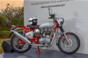 Royal Enfield Bullet Trials 350, 500 launched, priced from Rs 1.62 lakh