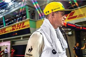 Special Feature: Sweat and Tears - Renault & Formula One