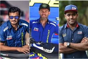Sherco TVS announces rider line-up for 2019 Merzouga Rally