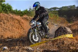 2019 Royal Enfield Bullet Trials 500 review, test ride