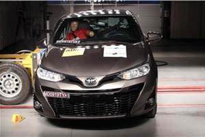 Toyota Yaris awarded 4-star Latin NCAP rating