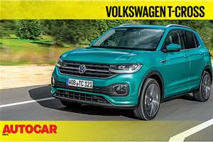 Volkswagen T-Cross video review