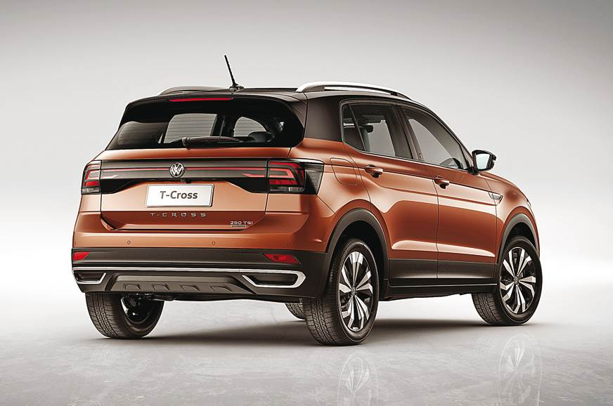 Indian T-Cross likely to get more than 200mm ground clear...