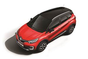 Renault Captur updated with more safety kit