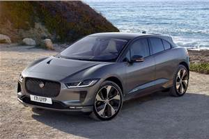 Jaguar I-Pace India launch in 2020