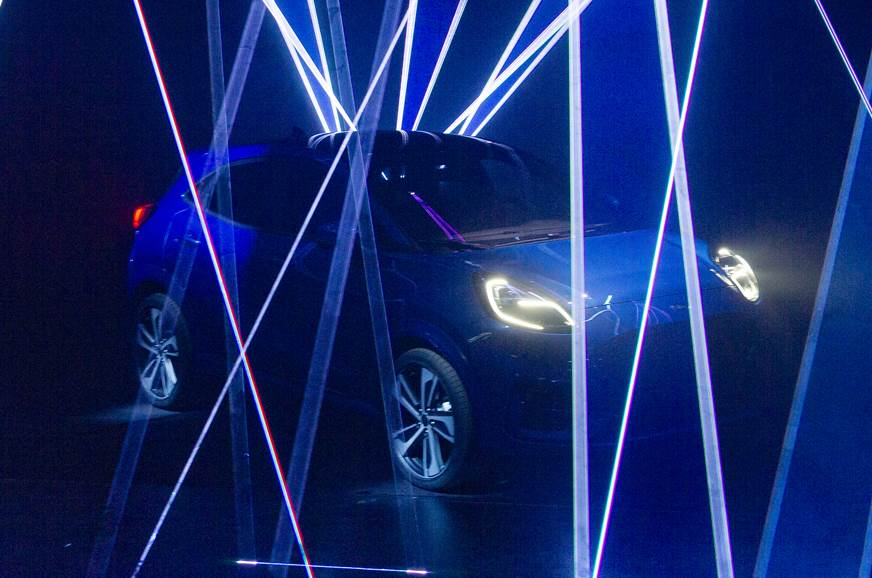 New Ford Puma SUV previewed ahead of global unveil