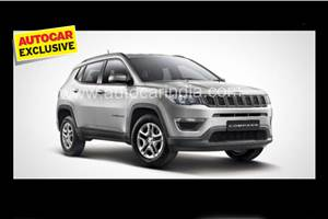 New Jeep Compass Sport Plus variant coming soon