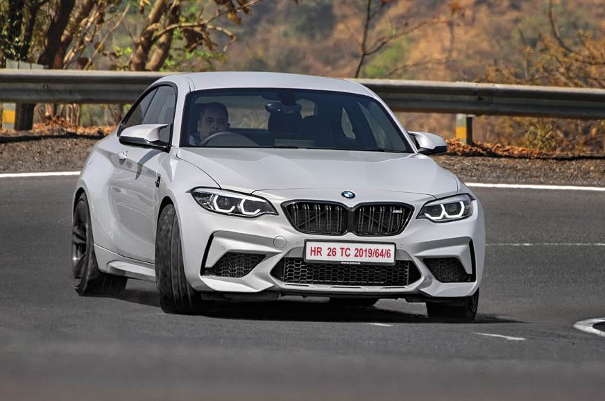 2019 BMW M2 Competition review, test drive