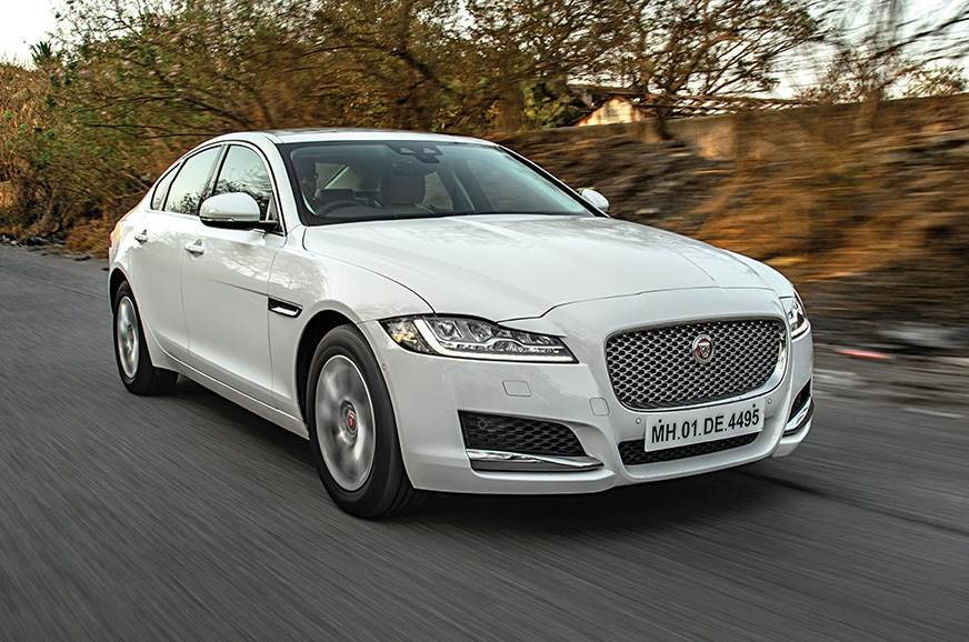 2019 Jaguar XF 20t petrol review, test drive