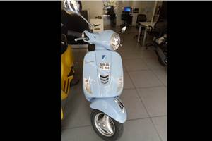 2019 Vespa ZX 125 CBS priced at Rs 78,750