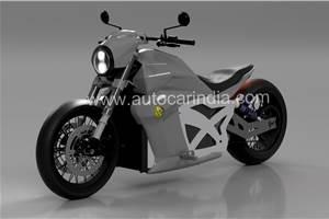 Evoke Motorcycles 6061 electric sportbike final design revealed
