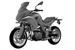 BMW F 850 RS confirmed via patent