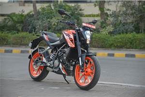 KTM 125 Duke price hiked to Rs 1.25 lakh