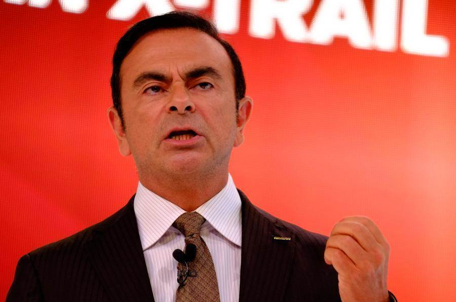Carlos Ghosn rearrested in Japan