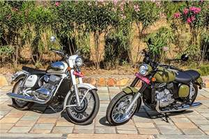 Jawa, Jawa Forty Two official fuel-efficiency revealed