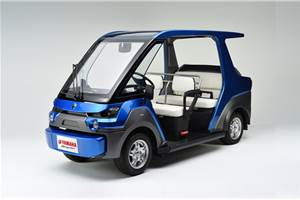 Yamaha to begin public-road trials of prototype fuel cell vehicle