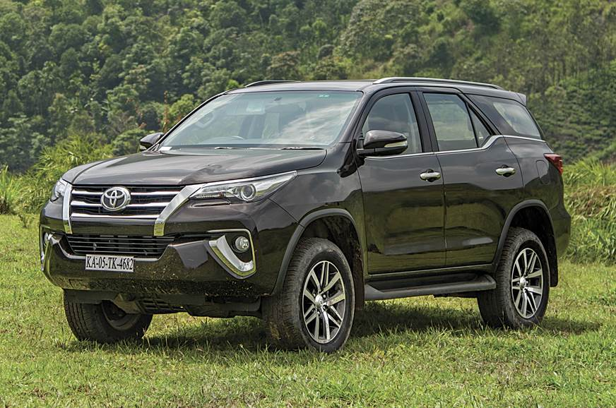 Toyota Fortuner also sees no exterior or mechanical chang...