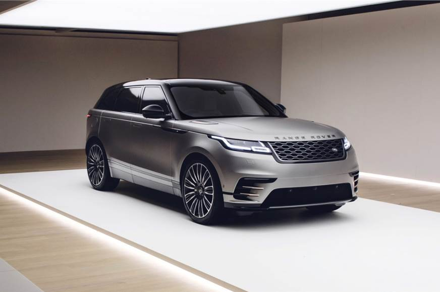 Locally manufactured Range Rover Velar priced at Rs 72.47...
