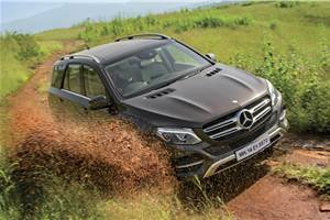 Big discounts on Mercedes-Benz GLE SUV