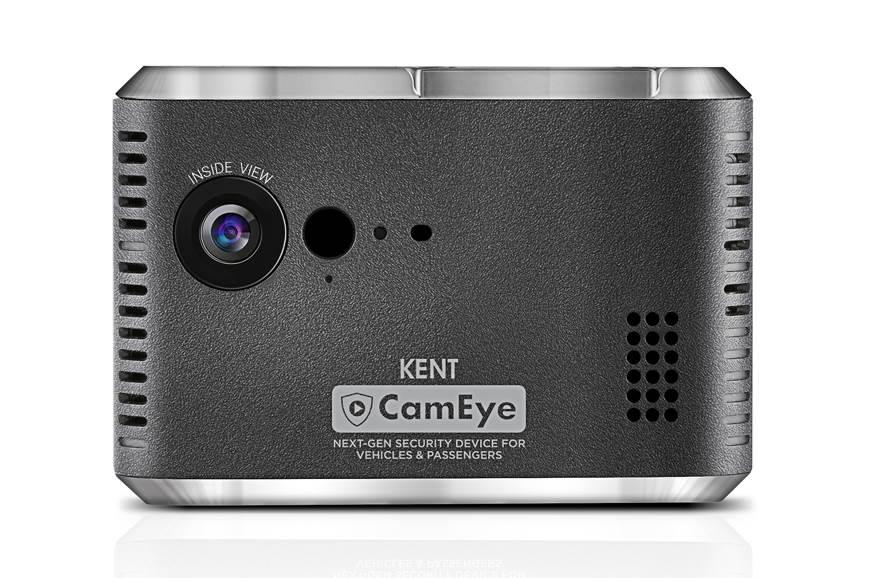 Kent CamEye dashcam priced at Rs 17,999