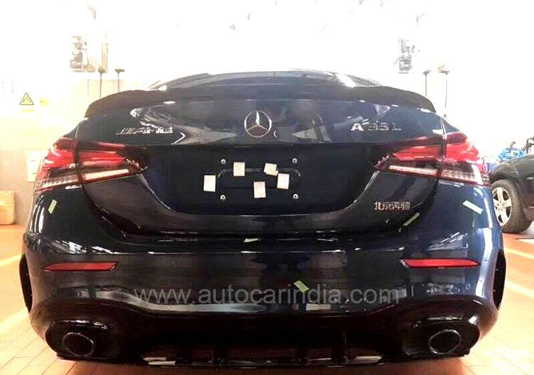 Mercedes-AMG A35 L sedan in the works