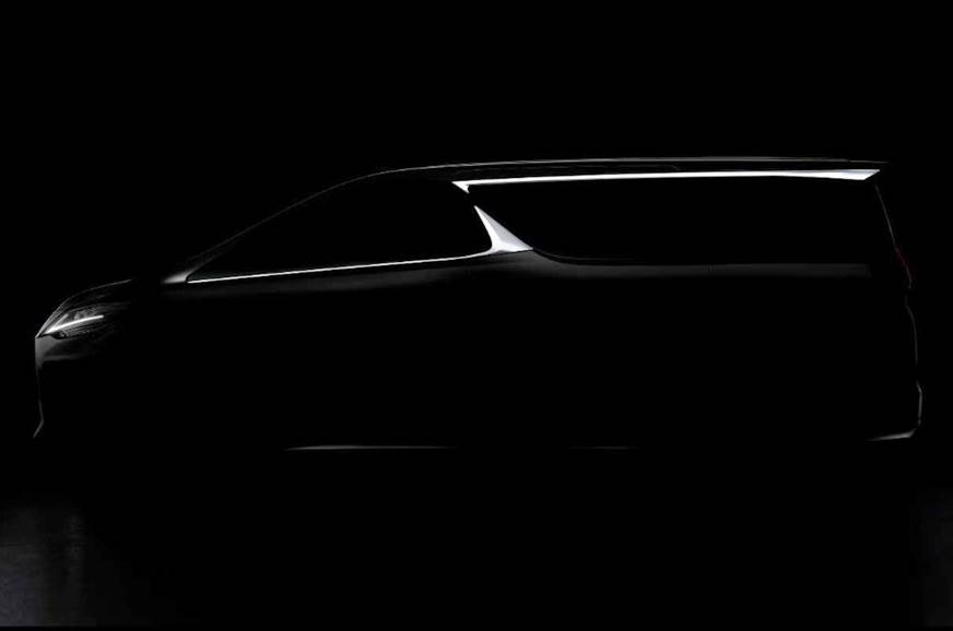 Toyota Alphard-based Lexus LM MPV confirmed