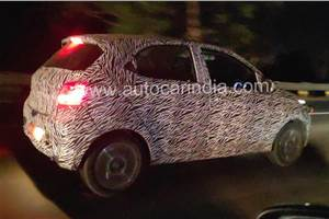 Tata continues testing refreshed Tiago ahead of launch