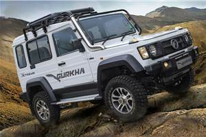 Force Gurkha ABS launched at Rs 11.05 lakh