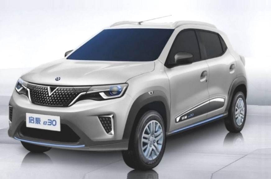 Renault Kwid EV-based Dongfeng-Venucia E30 revealed