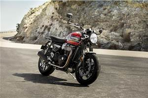 Triumph Speed Twin India launch on April 24