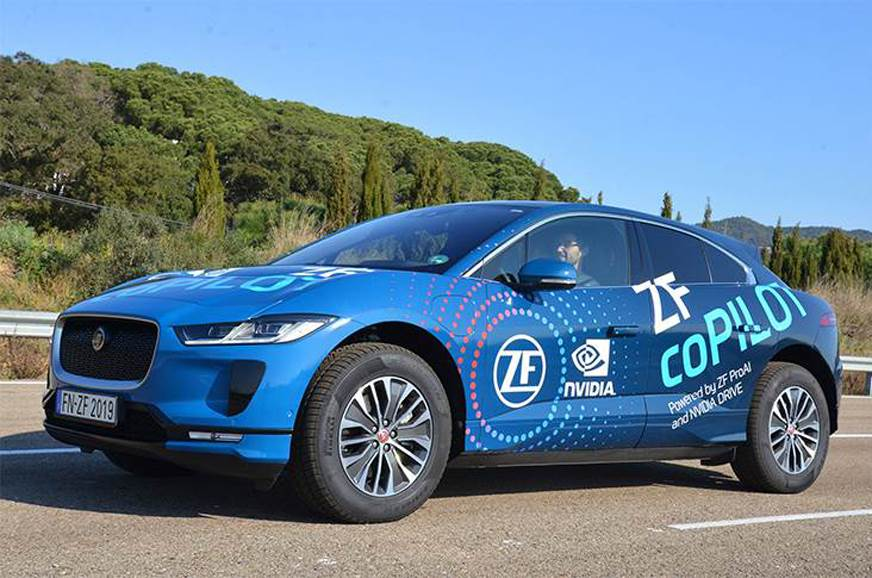 ZF advanced level 2+ automated driving system revealed