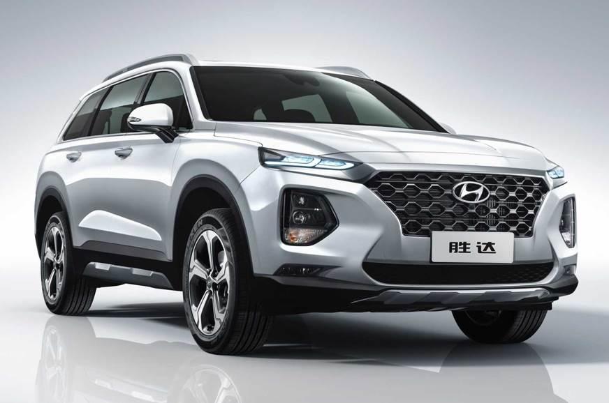 Hyundai Santa Fe LWB revealed