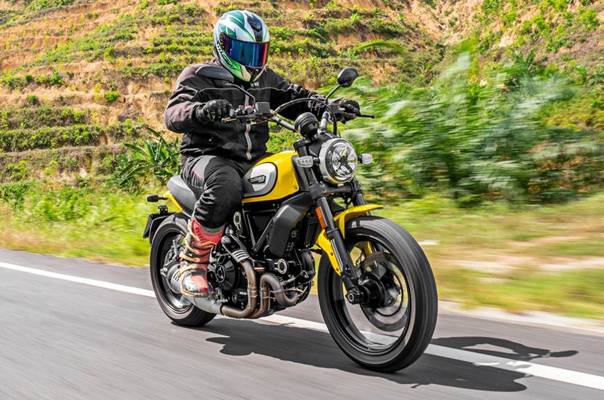 2019 Ducati Scrambler Icon review, test ride