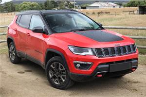 Jeep Compass Trailhawk India launch by July 2019
