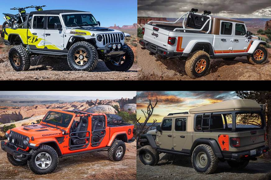 2019 Jeep Easter Safari concepts revealed