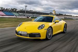 2019 Porsche 911 Carrera S review, track drive