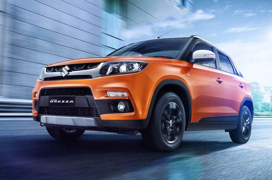 Maruti Suzuki Vitara Brezza petrol in the works