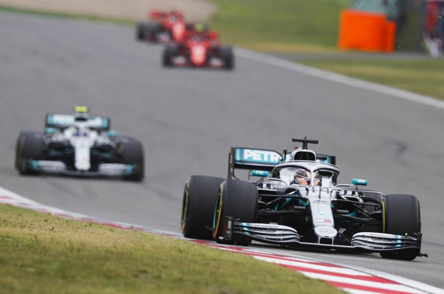 2019 Chinese GP: Hamilton wins F1's 1000th race in a dominant fashion