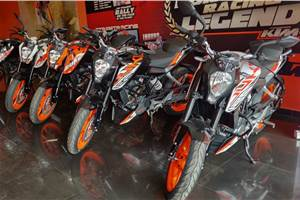 KTM hikes prices in India