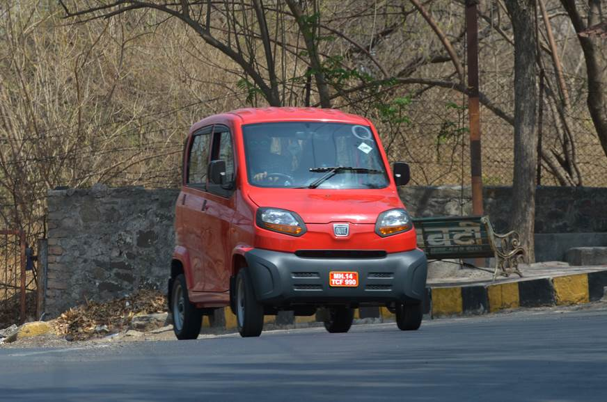 Bajaj Qute to be launched in Maharashtra on April 18