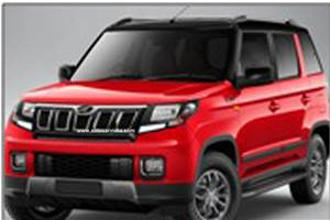 Mahindra TUV300 facelift: What to expect from each variant
