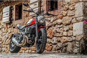 2019 Ducati Scrambler to be launched on April 26