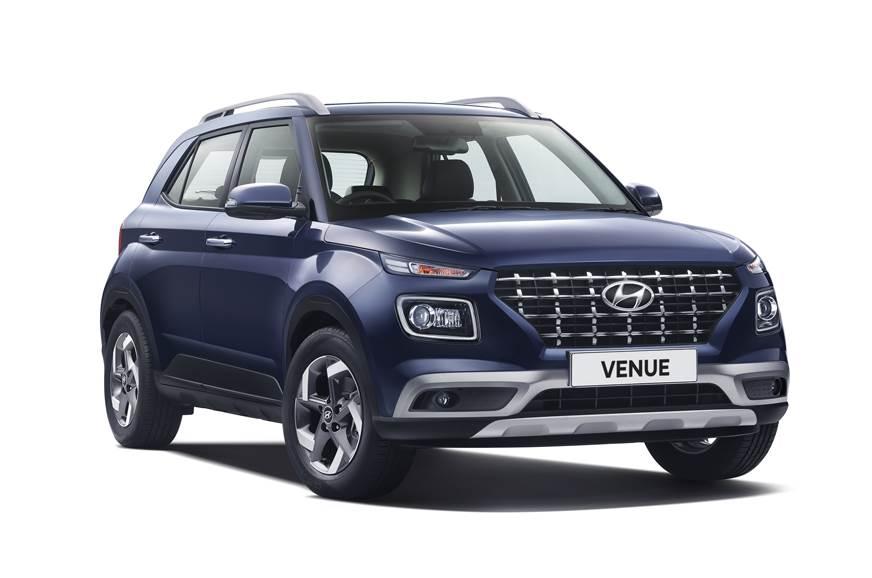 Hyundai Venue compact SUV for India unveiled